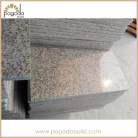 Shandong Rust Chinese Yellow Rusty Granite Natural Granite Tile Stone Slate Tile G682 Granite