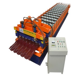High Efficiency Hanging Metal Jch Wall Panel Roll Forming Machine