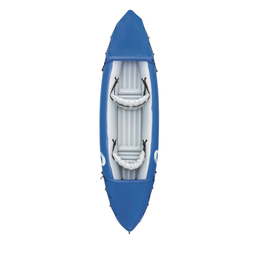 "Bestway 65077 hydro force 126"" x 35"" 2 person inflatable Kayak sale"