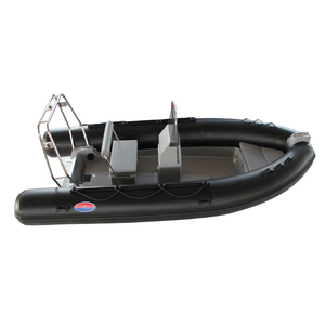 CE certificate15.4ft/4.7m sport rib boat motor boat inflatable boat for sale