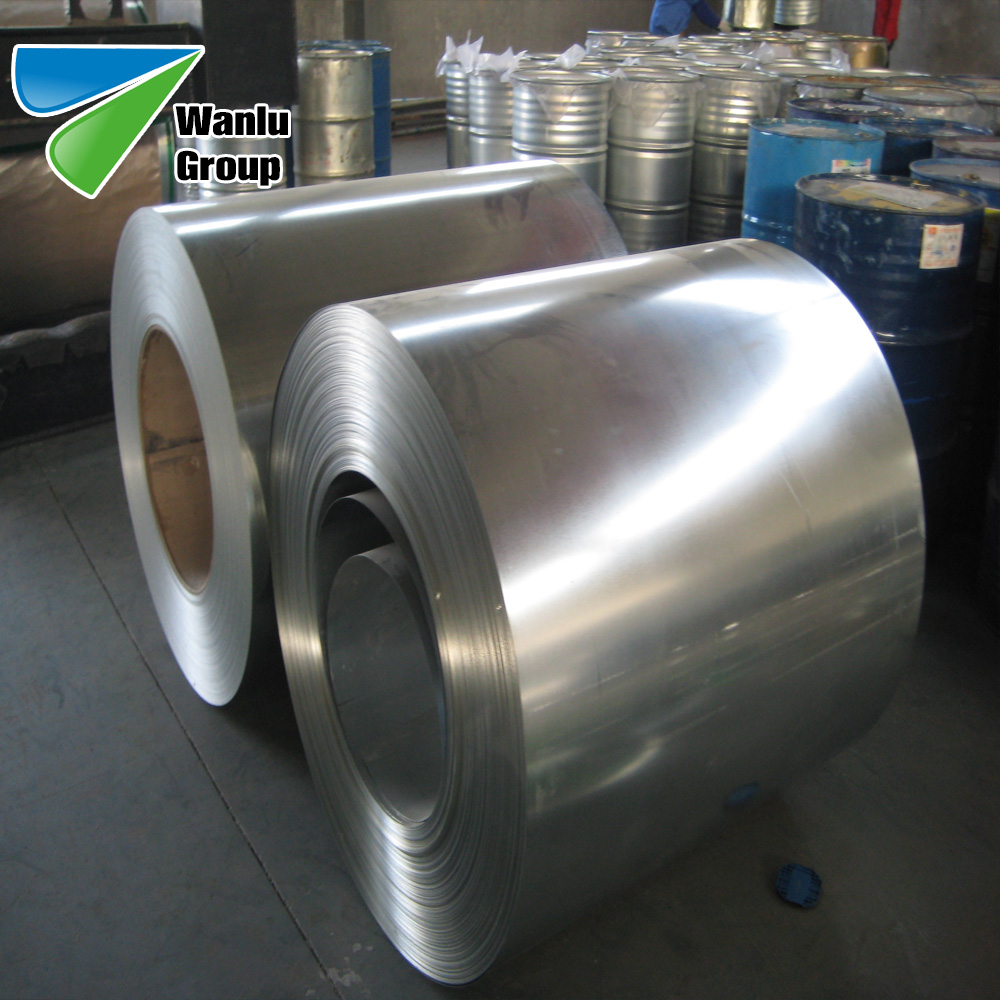 Galvanized steel coil z20-150 price types of spangles steel coils versatiles steel coil