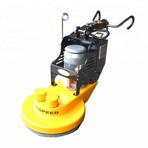 high speed Polishing cement floor cleaning machine