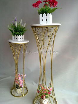 Europe style iron flower pot stand (BF10-M717) & Europe Style Iron Flower Pot Stand (bf10-m717) - Buy Iron Flower Pot ...