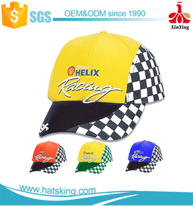 Blue cotton hard sun man hat wholesale