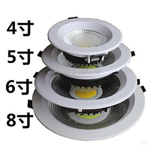 new design aluminum recessed COB led downlight 5w cob led
