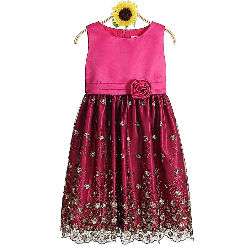 Wholesale Plus Size Western Dresses Kids Clothing Wholesale Good ...