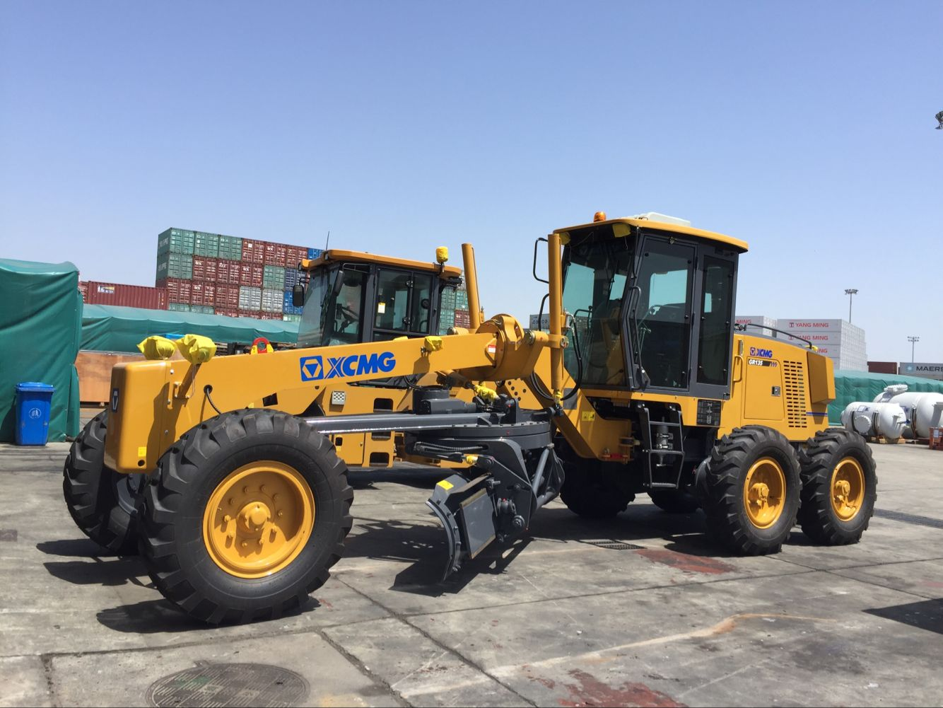 GR180 China High quality small mini motor grader 180HP for sale