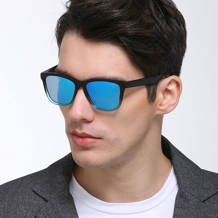 مورفان بالجملة مخصص اللون المألوف للجنسين uv400 نظارات شمسية الرجال النساء الاستقطاب النظارات الشمسية