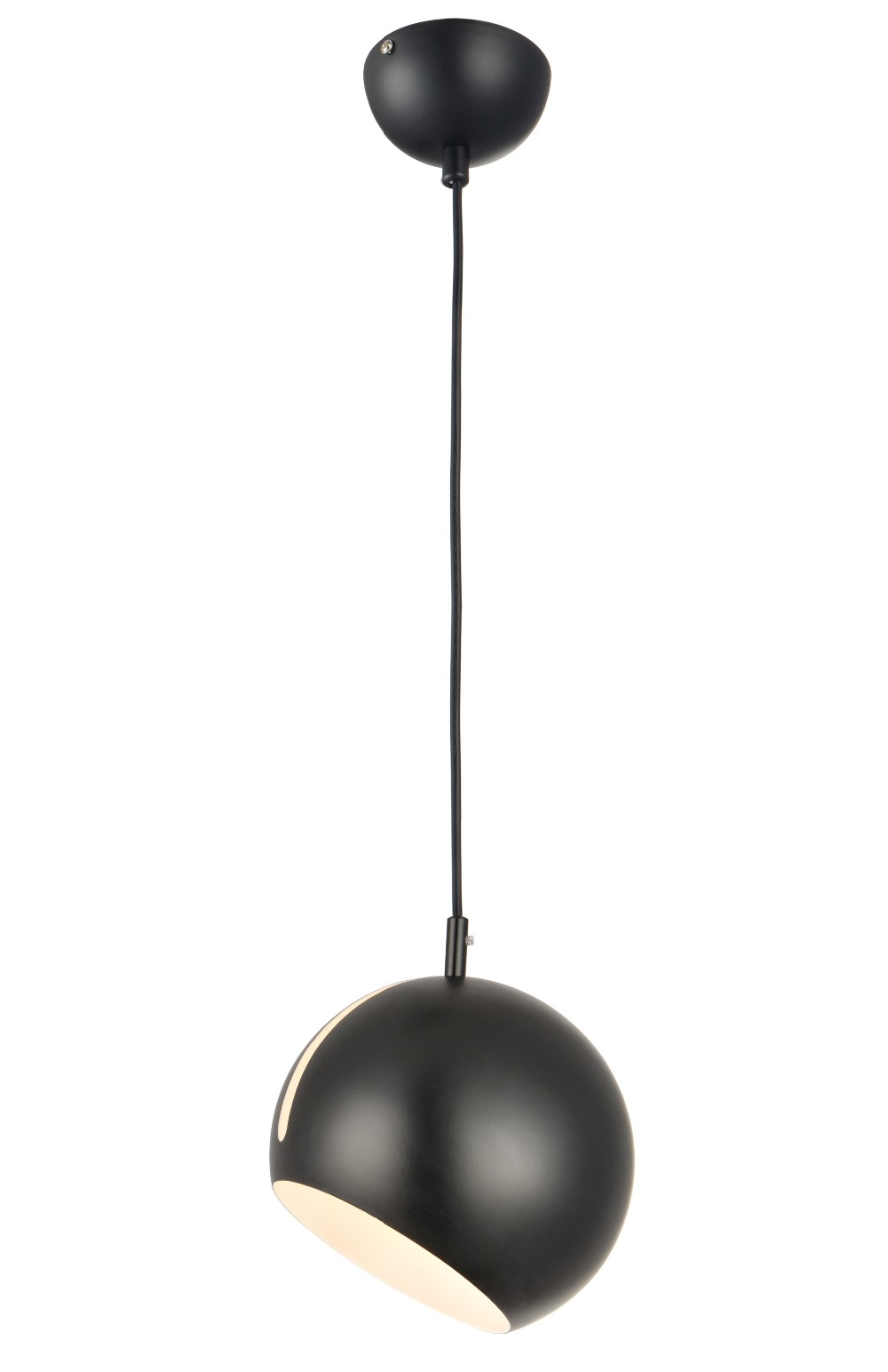 Fancy design modern round iron painting E27 pendant lamp