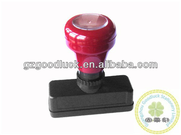 Text fashion office CB flash stamp mount