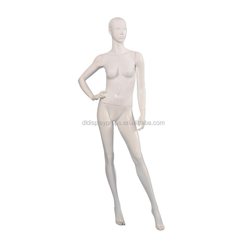 Dl927 Toptan Moda Modeli Boyama Tam Vücut Kadın Manken Duruş Pencere