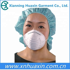 Disposable nonwoven PP Face mask Dust mask