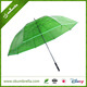 "27""x8k big size clear dome transparent disposable umbrella for golf"