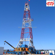 ZJ40/2250 (4000 mt 1000HP) Öl Gas Drilling Rig