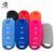 AS076012 4 Buttons Car Silicone Remote Key Cover Case Fob For MAZDA