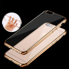 2016 Printing TPU Case For Iphone 7 Smartphone Electroplating Case,Used Mobile Phones For Iphone 7
