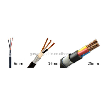 0 6 1kv Cu Xlpe Pvc Electrical Cable Armoured Cable Supplier Malaysia Copper Armoured 16mm 3 Core Cable Price List Buy 3 Core Cable Price List Xlpe Lszh Cable Steel Wire Armoured Cable Product On Alibaba Com