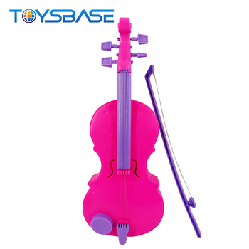 Cheap Wholesale Kids Musical Instruments Toys Plastic Violin Prices