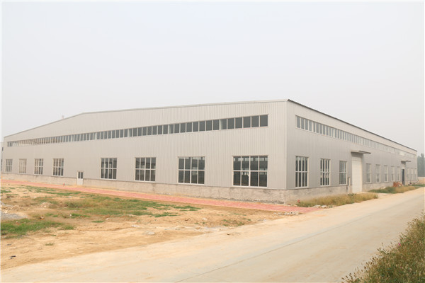 stainless steel studbolt connect steel frame warehouse