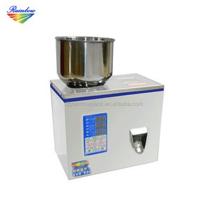 Small scale tabletop electric tea bag filling machine