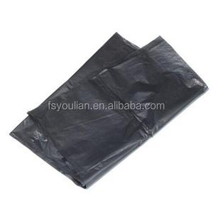 New design 100% biodegradable hdpe plastic domestic garbage rubbish bag