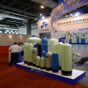 2162 top opening Hot sale frp septic tank for sewage treatment