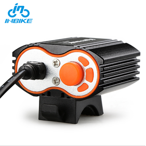 INBIKE Super Bright Rechargeable LED Mountain Bike Light