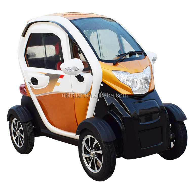 New Electric Car For Passenger With Four Wheel