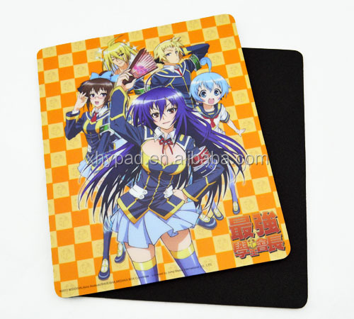 japanese girl sexi beauty mouse pad