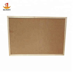 High quality office school standard sizes cork notice board