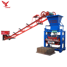 QMJ4-35C price list of concrete block making machine, hollow block brick making machine
