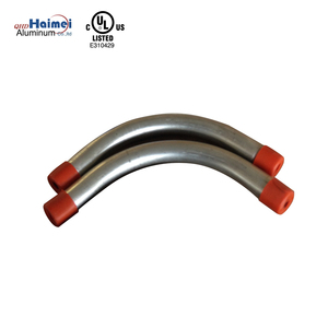 long radius elbow cable connector 90 degree bend pipe