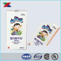 Custom Design Printed Baby Toner Packaging Paper Box