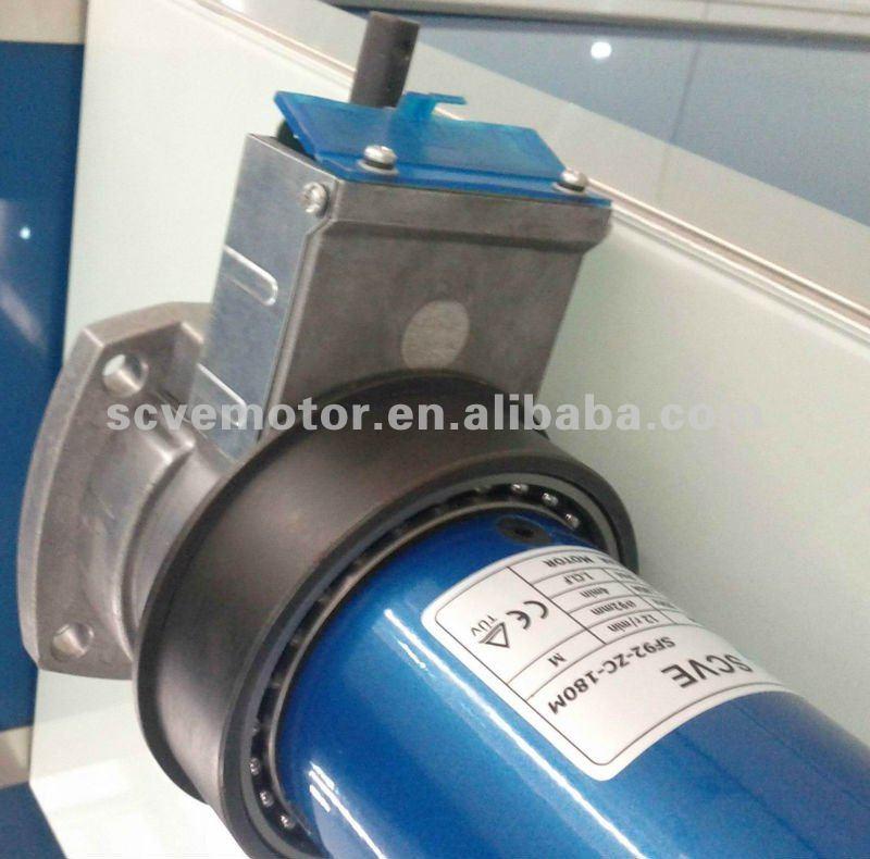 מפואר מנוע צינורי ) מנוע צינורי לתריס גלילה ) סוכך חשמלי tubular מוטורי IE-73