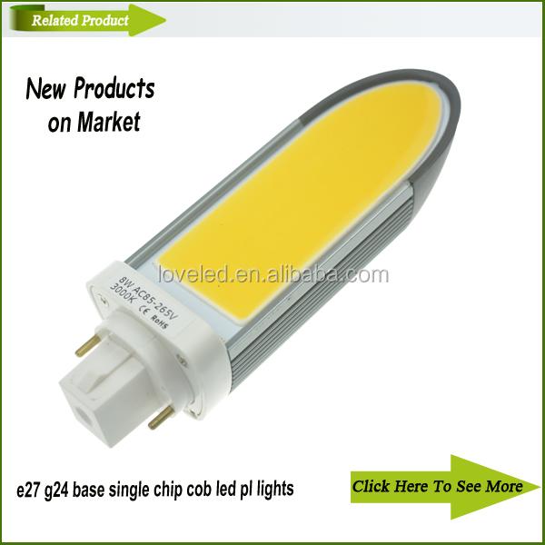 High Power G24d-1 Led 13w Pl Lights Bulb 2700k 220v Led Warm White ...
