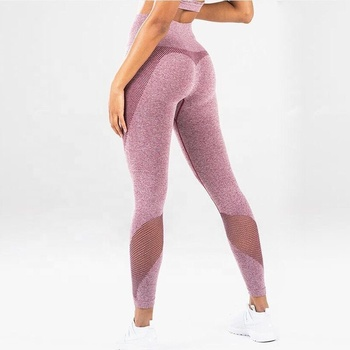 Latest Design Private Label Yoga Pants, Custom Elastic Compression Fitness Leggings