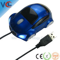 Hot selling car 3d mouse_car gift accessories