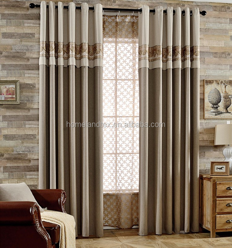 luxury printable suppliers blackout and living coupons simple discount curtains style room best darkening drapes curtain offer hotel brown