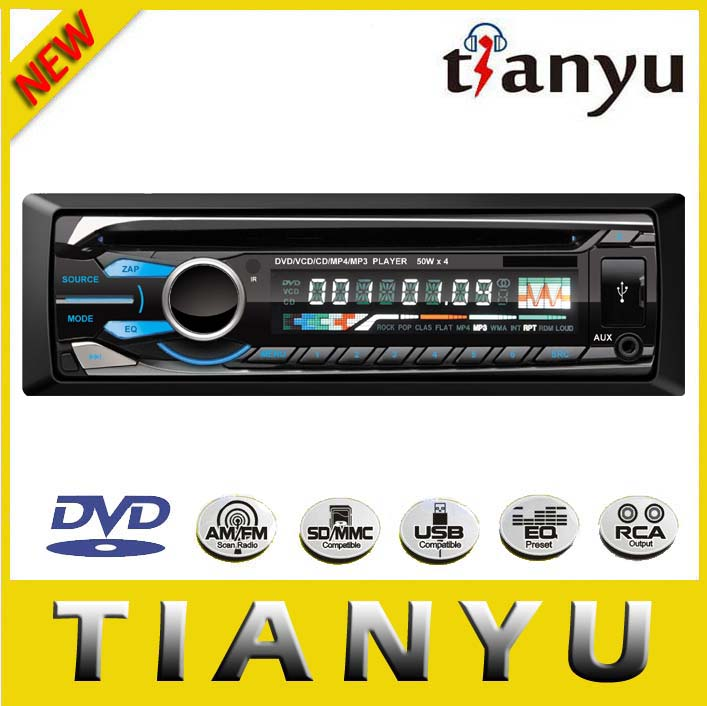 car radio dvd cd car audio with steering wheel control bluetooth
