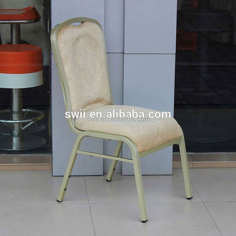 Metal wire chair wholesale stackable banquet chairs aluminum banquet chairs