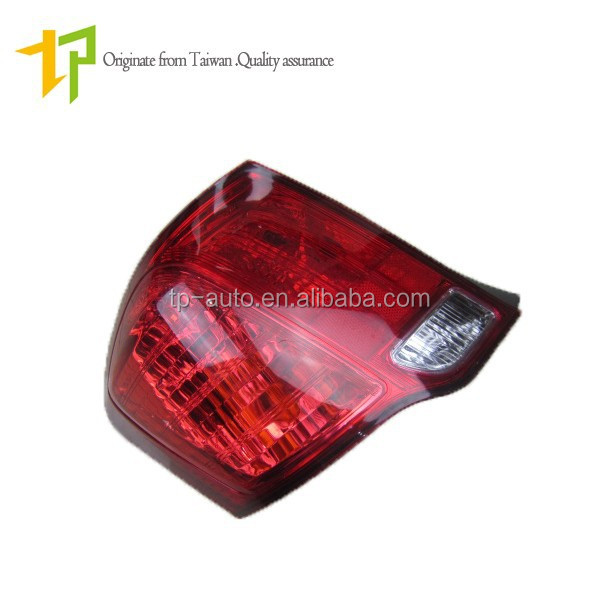 reliable quality auto parts wholesale tail lamp 81550-12A20 for Toyota Axio Fielder 06