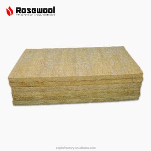 basalt fiber rock wool high quality rockwool technical insulation