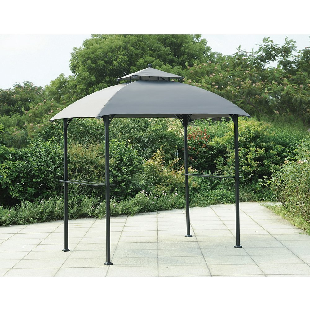 Sunjoy Replacement Canopy Set for Rio Grill Gazebo