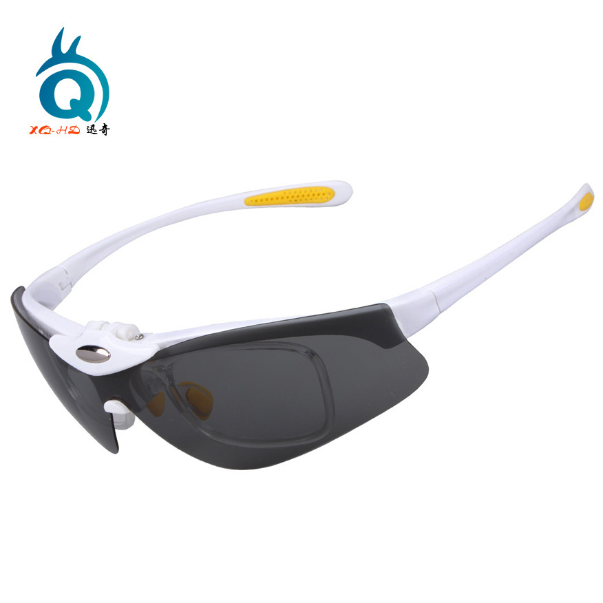 2016 new premium polarized Lens cycling sports sunglasses goggles