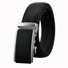 2015 Smooth belt buckle belt leather belts man trend men belts