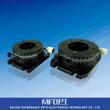 MRAD-100A series/Coarse Adjustment 360/Fine Adjustment +-5/High Precision Good Feeling Touch Rotary Stages