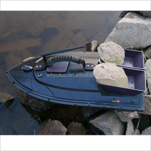 YUTUO Remote Control Bait Boat Electric Fishing Bait Boat
