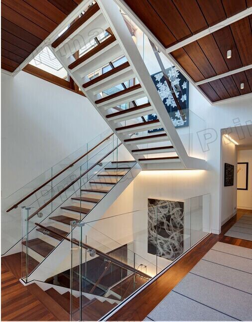 luxus stahl stringer haus innendesign u form modulare treppe treppe produkt id 60082443535. Black Bedroom Furniture Sets. Home Design Ideas