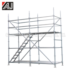 Factory Price Steel Ringlock Scaffolding Standard For Sale