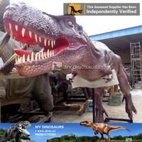 N-C-W-923-fiberglass life size fiberglass sculpture dinosaur garden decoration statues allosaurus